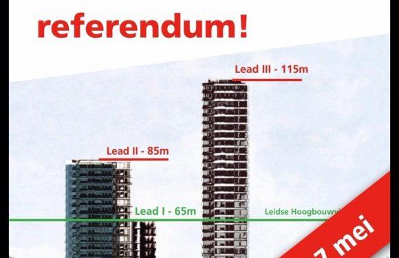 Referendumverzoek over LEAD in Leiden-Noord.
