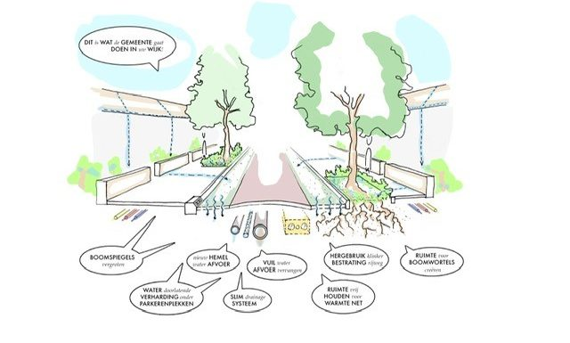 laatste kans puntjes op de i definitief ontwerp herinrichting Vogelwijk